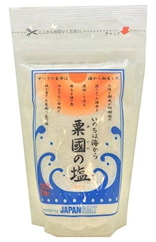 ジャパンソルト 粟国の塩100g