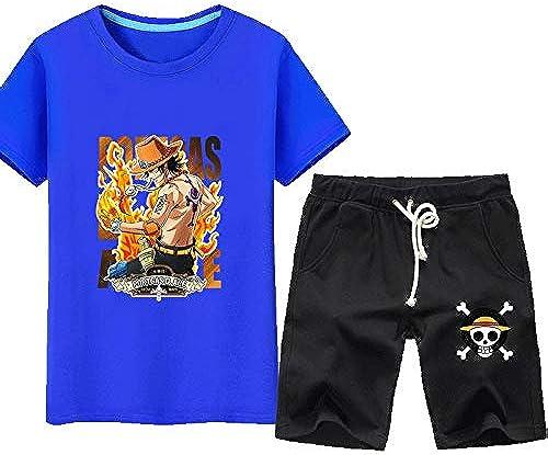 GHMM T-shirt pour hommes costume à hommeches courtes route tendance vêteHommests mouche chemise en coton chemise d'été à hommeches courtes en vrac étudiant (Couleur   J, Taille   XXXL)