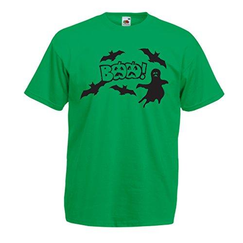 lepni.me T-shirt voor heren BAAA! - Grappige Halloween Kostuum Ideeën, Cool Party Outfits
