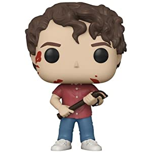 Funko 30021 – IT Figure 573 Stanley Uris Estatua Coleccionable New York Toy Fair, 9 cm