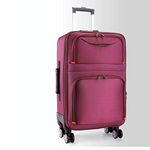 Suitcase,trolley Case,Moerga Large-capacity Suitcase,male Student Trolley Case,Oxford Cloth Universal Wheel Password Suitcase,suitcase.