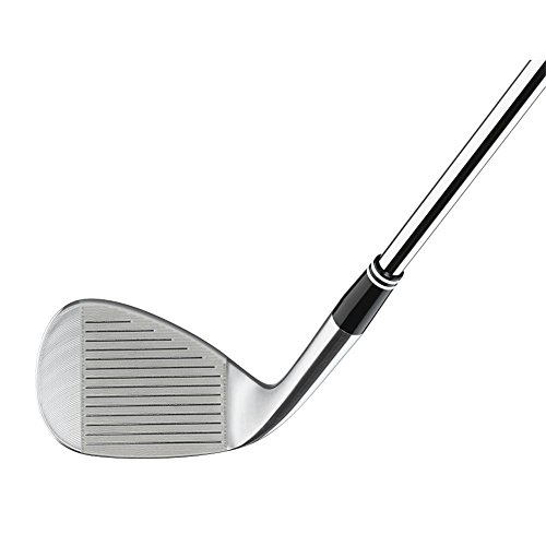 Cleveland Golf Men's 588 RTX 2.0 Muscle Back Low Bounce Tour Satin Wedge, Left Hand, Steel, 58-Degree