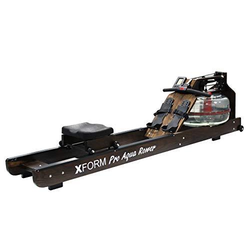 XFORM Fitness Pro Water Rowing Machine