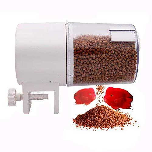 Caige Alimentador automático de los Pescados, Alimentador de Temporiz