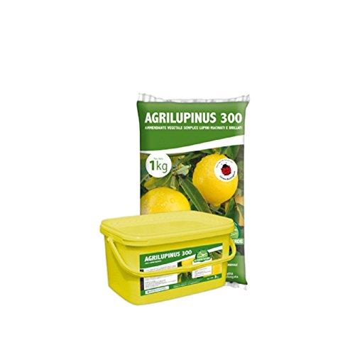 Engrais Organique Naturel pour Les Citrons et Acidophiles 1 AGRILUPINUS 300 Kg