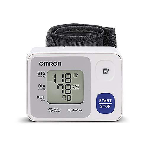 Monitor de Pressão Arterial de Pulso Control HEM-6124, Omron