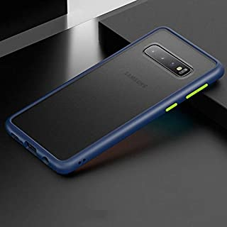 Quan Protection Cover Stylish and Personalized Anti-Fall Mobile Phone Case Protective Case Shockproof Frosted PC+ TPU Case...