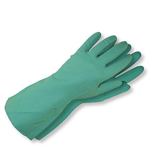 Rouille aing Gants de jardinage gants de travail snitrile nitrile Taille 9