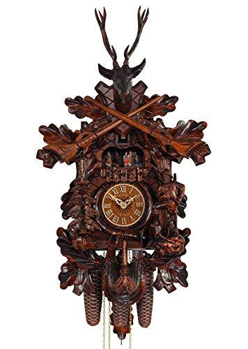 Adolf Herr Reloj cucú Cazador de los Ciervos