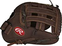 Rawlings Player Preferred Baseball Glove, Regular, Slow Pitch Pattern, Pro H-Web, 12-1/2 Inch