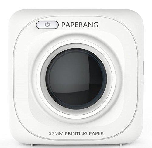 【国内正規品】 PAPERANG スマホ対応プリンター FT-057 ペーパーラング サーマルプリンター