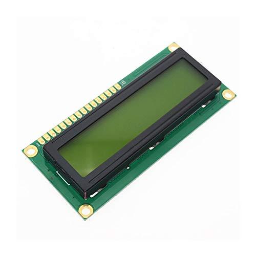 1 STÜCKE LCD1602 1602 modul grünen Bildschirm 16x2 Character LCD Display Modul. 1602 5 V Green Screen und White Code für arduino