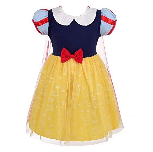 Lito Angels Bebes Disfraces de la Sirenita Princesa Ariel Falda de disfraces de fiesta de Halloween Morado 265