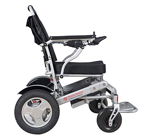 Travel Buggy Foldable Electric Wheelchair