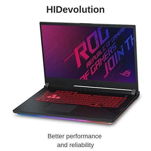 Compare HIDevolution ASUS ROG Strix G GL731GT (GL731GT-PH74-HID2) vs other laptops