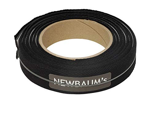 Newbaum's Cushioned Cloth Bar Tape (Black)