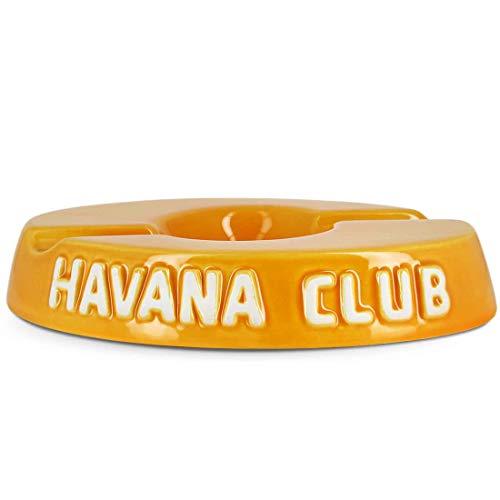 Havana Club Double Yellow Aschenbecher