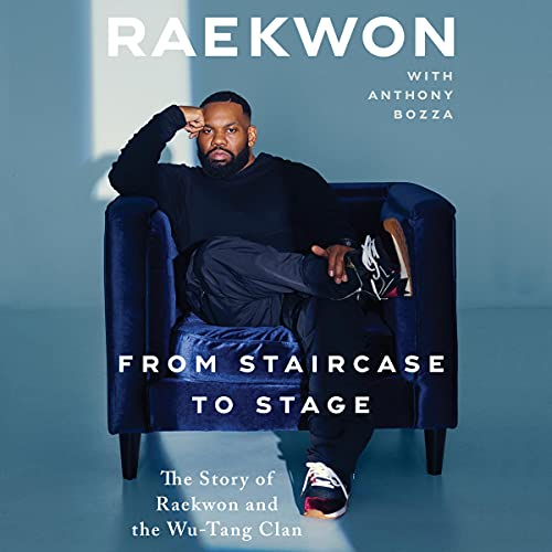 From Staircase to Stage cover art
