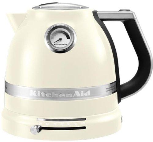 KitchenAid 5KEK1522EAC Artisan Bouilloire, 2400 W, 1.5 liters, Crème