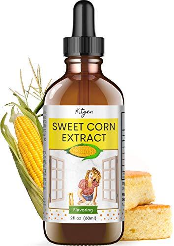Sweet Corn Extract for Baking - Flavoring - Keto Cornbread 2oz 60ml