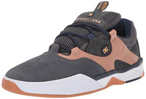 Tênis DC Shoes Kalis LE Grey Dark Navy