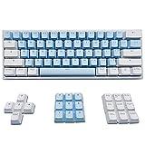 XVX White Keycaps Custom-Keycaps 60 Percent,...