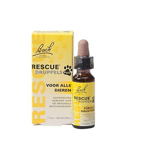 Bach Rescue Remedy Pets - alkoholfreie Tropfen - 10 ml