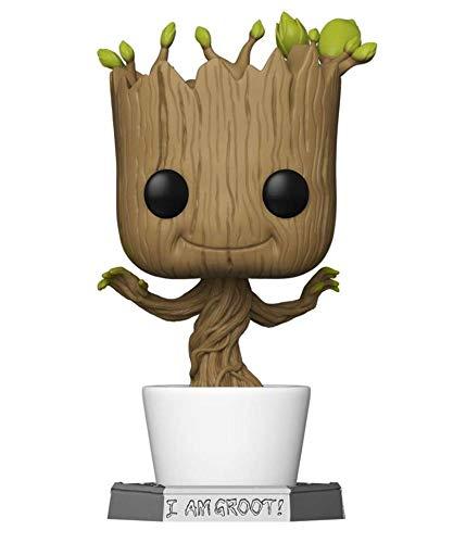 Popsplanet Funko Pop! Marvel - Guardians of the Galaxy - Dancing Groot (I am Groot) (19-inch) #01
