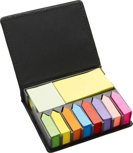Projects Haftnotizen Klebezettel Megapack mit 2000 Stück Selbstklebende Haftnotizzettel Inhalt 10 verschiedene Farben in 3 Formaten