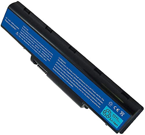 YNYNEW Replacement Battery Compatible with Acer eMachines D525 D725 E525 E527 E625 E627 E725 E727 G525 G620 G625 G627 G630 G725 Series AS09A31 L09S6Y21 BT.00603.076 BT.00604.030