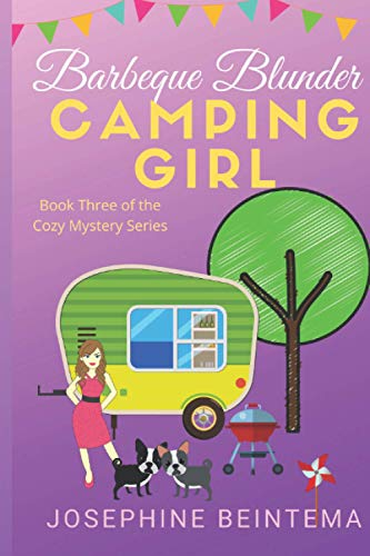Barbeque Blunder (Camping Girl)