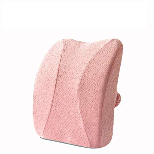 Furniture Decoration Car Lumbar Support Back Cushion Seat Cushion Comfort Bamboo Charcoal Memory Foam Orthopedic Chair Pillow Back Support Seat Cushion Office Car Sitting Travel Driving Seat Cushio