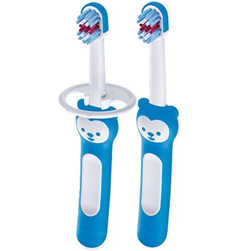 MAM - Cepillo para bebés azul
