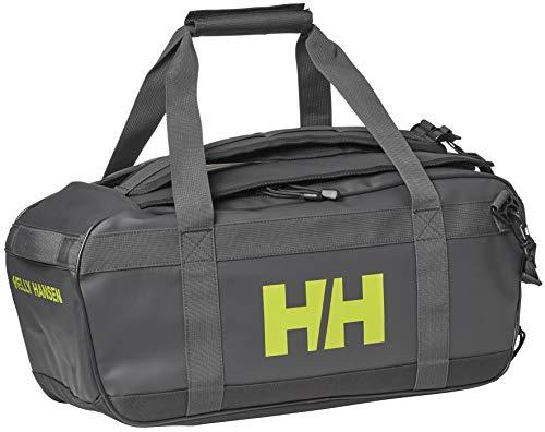 Helly Hansen HH Scout Duffel S Bolsa De Deporte, Unisex Adulto, Ebony, 30L