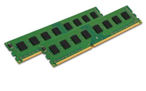 Kingston PC3-10600 Arbeitsspeicher 8GB 1333 MHz, 240-polig) DDR3-RAM Kit