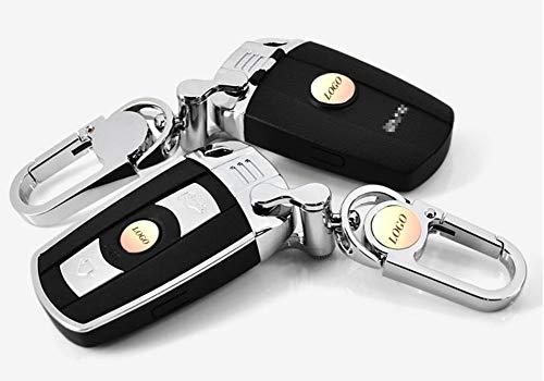 DYBANP pour Sac de clé de Voiture dédié aux Anciens modèles BMW 1 série 3 série 5 série Nouvelle X1X5X6Z4 étui pour clé enfichable, 1