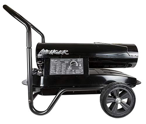 Avenger Portable Kerosene Multi-Fuel Heater...