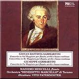 Sammartini - Concerto in Sol Maggiore, Concertino in Re Maggiore - Sammartini Concerto in Fa Maggiore - Paternoster (UK Import)