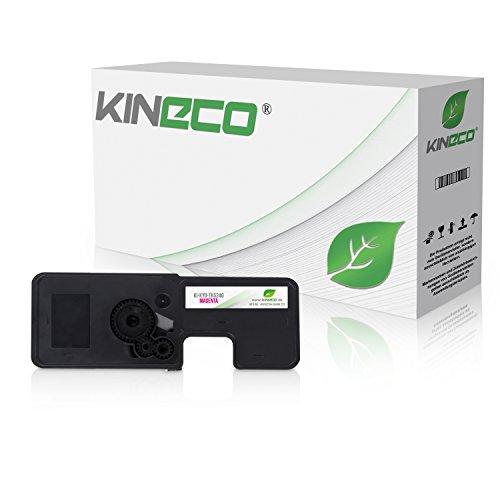 Kineco Toner kompatibel mit Kyocera TK-5240 für Kyocera Ecosys P5026cdw M-5526cdn M-5526cdw P-5026cdn - Magenta 3.000 Seiten