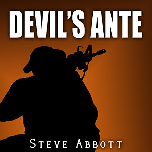 Devil's Ante audiobook cover art