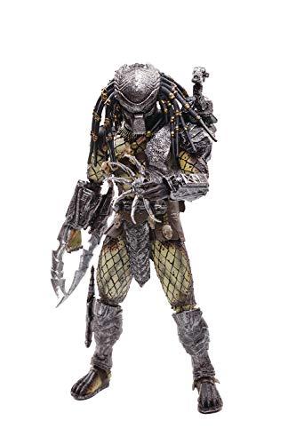 Hiya Toys Alien vs. Predator: Temple Guard Predator 1:18 Scale Action Figure