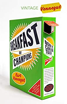 Paperback Breakfast of Champions: Or, Goodbye Blue Monday! (Vintage Classics) Book