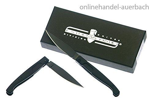 EXTREMA RATIO RESOLZA S BLACK Taschenmesser Klappmesser Messer