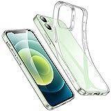 ESR Cover Compatibile con iPhone 5.4 Pollice 12 Mini, Serie Project Zero Liquid Soft, Trasparente