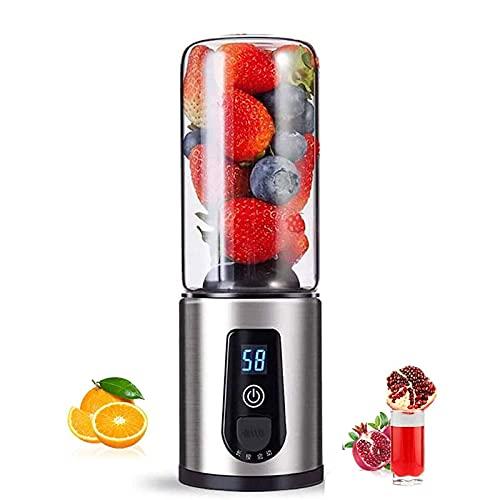 Exprimidor de cítricos multifunción, exprimidor de jugo Exprimidor de naranja eléctrico Potente motor para pomelos, naranja y limón Exprimidor multifuncional pequeño de frutas para el hogar Exprimido