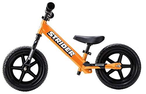 Strider 12 Sport en color naranja