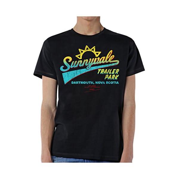 GLOBAL Trailer Park Boys Men's Sunnyvale Front T-Shirt