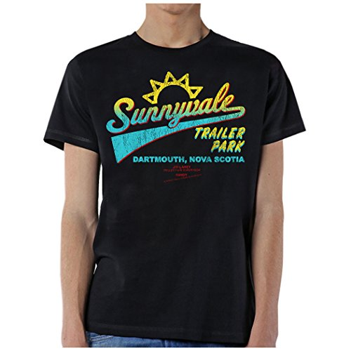 Trailer Park Boys Men's Sunnyvale Front T-Shirt XL