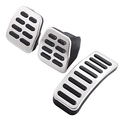 Auto-Kupplungs-/Gasbrems-Fußpedal, Innenzubehör, passend für VW Bora, Golf, MK3, MK4, Vento, Lupo, Polo