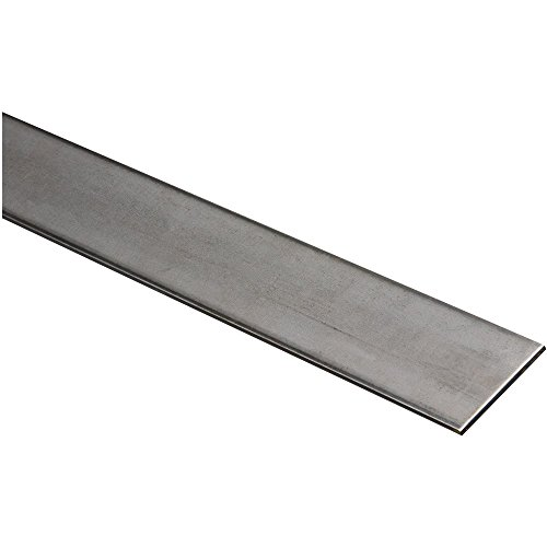 National Hardware N341-438 4062BC Solid Flat in Plain Steel,2' x 36'